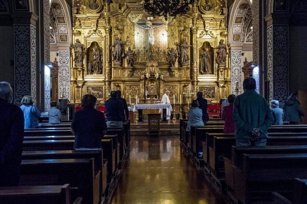 Foto Cadena Ser, Iglesia del Salvador